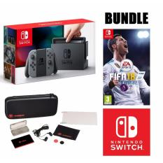 Who Sells The Cheapest Local 12 Months Warranty Nintendo Switch Fifa 18 Accessories Bundle Online
