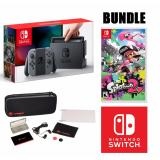 Local 12 Months Warranty Nintendo Switch Splatoon 2 Accessories Bundle Sale
