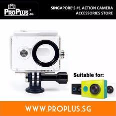 Best Deal Local Original Xiaomi Yi Action Camera Waterproof Case White