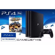 [Local] PS4 PRO Flatout Game Bundle (15 Months Local Sony Warranty)