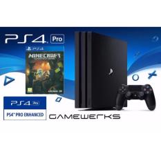 [Local] PS4 PRO Minecraft Game Bundle (15 Months Local Sony Warranty)