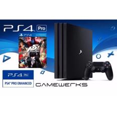[Local] PS4 PRO Persona 5 Bundle (15 Months Local Sony Warranty)