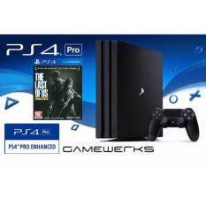 [Local] PS4 PRO The Last Of Us Game Bundle (15 Months Local Sony Warranty)