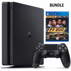 [Local] PS4 Slim F1 2017 Console Bundle (15 months local warranty)