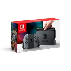 Discounted Local Standalone Nintendo Switch Gray 12 Months Local Maxsoft Warranty