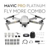 The Cheapest Local Warranty Dji Mavic Pro Platinum Fly More Combo Online