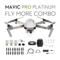Local Warranty Dji Mavic Pro Platinum Fly More Combo Best Buy