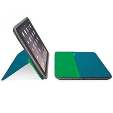 Review Logitech Anyangle Protective Case Stand For Ipad Mini 1 2 3 Green Teal Intl Logitech On South Korea