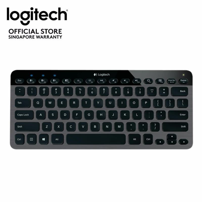 Logitech K810 Bluetooth Illuminated Keyboard (Apple Mac, Microsoft Windows) Singapore