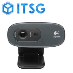 LOGITECH C270 HD WEBCAM (2Y) / Video Conference / Camera / Meeting / Desktop Use / Laptop Use / Web / Video
