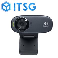 LOGITECH C310 HD WEBCAM (2Y) / Video Conference / Camera / Meeting / Desktop Use / Laptop Use / Web / Video