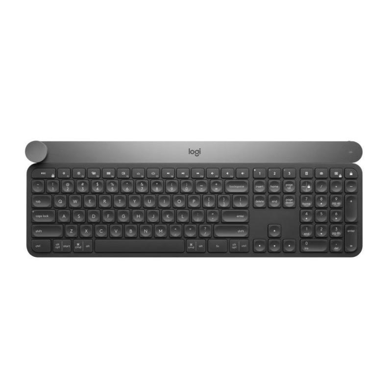 Logitech Craft Wireless Keyboard Singapore