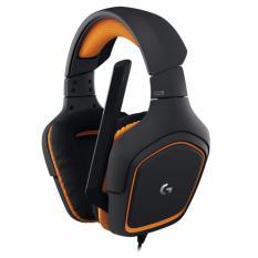 Sale Logitech G231 Prodigy Gaming Headset Logitech