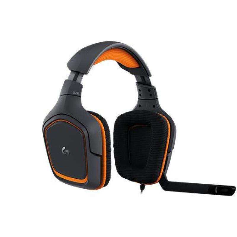 Logitech Digital Gaming Headset G430 Singapore