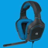 Retail Price Logitech G430 Dts Headphone X And Dolby 7 1 Surround Sound Gaming Headset 981 000536 Intl