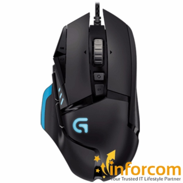 【YEAR END PROMO】Logitech G502 HERO High Performance Wired Gaming Mouse