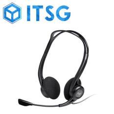Logitech H370 USB Computer Headset  / Sound / PC / Workstation / Desktop / Music / Game  / Audio / Home