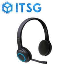 LOGITECH H600 WIRELESS STEREO HEADSET (2Y)  / Sound / Music / Speaker / Earphone / Gaming / Game