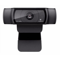 Logitech C920 HD Pro (Latest Version) Webcam, Widescreen Video Calling and Recording, 1080p Camera, Desktop or Laptop Webcam - intl