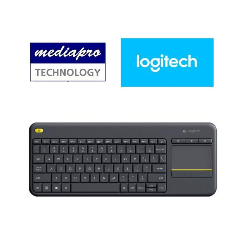 Logitech K400 PLUS TV Wireless Touch Keyboard Singapore