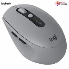 Best Buy Logitech M590 Silent Multi Device Mouse Mid Grey 910 005204
