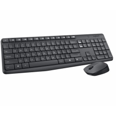 Wireless Keyboard, Logitech MK235 Keyboard and Mouse Combo Singapore
