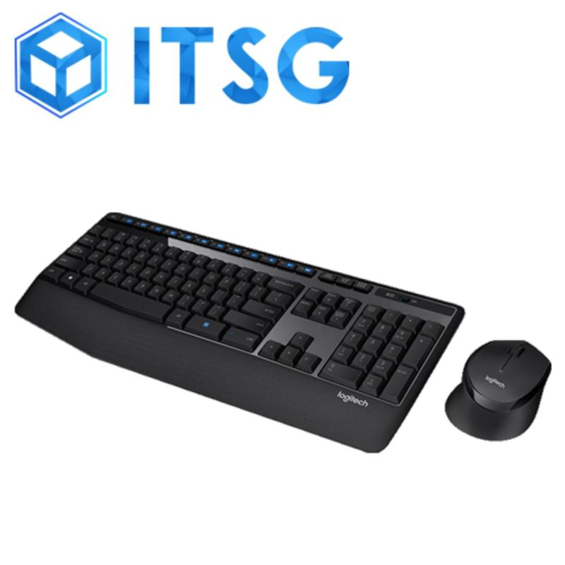 LOGITECH MK345 WIRELESS COMBO (1Y)  / Mouse / Desktop / PC / Computer Accessories / Gaming / Game Singapore