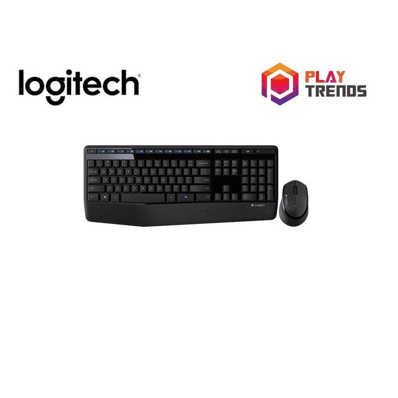 Logitech MK345 Wireless Combo Keyboard + Mouse (920-006491) Singapore