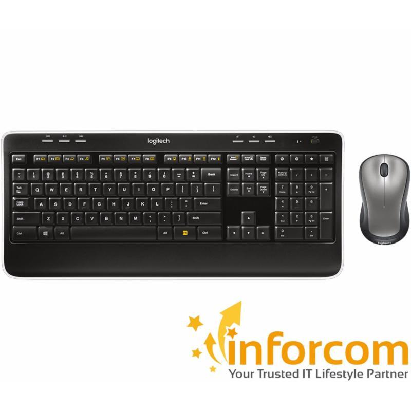 Logitech MK520 Wireless Keyboard and Mouse Combo Singapore