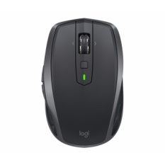 Logitech MX Anywhere 2S Wireless Mouse Graphite With Logitech Flow