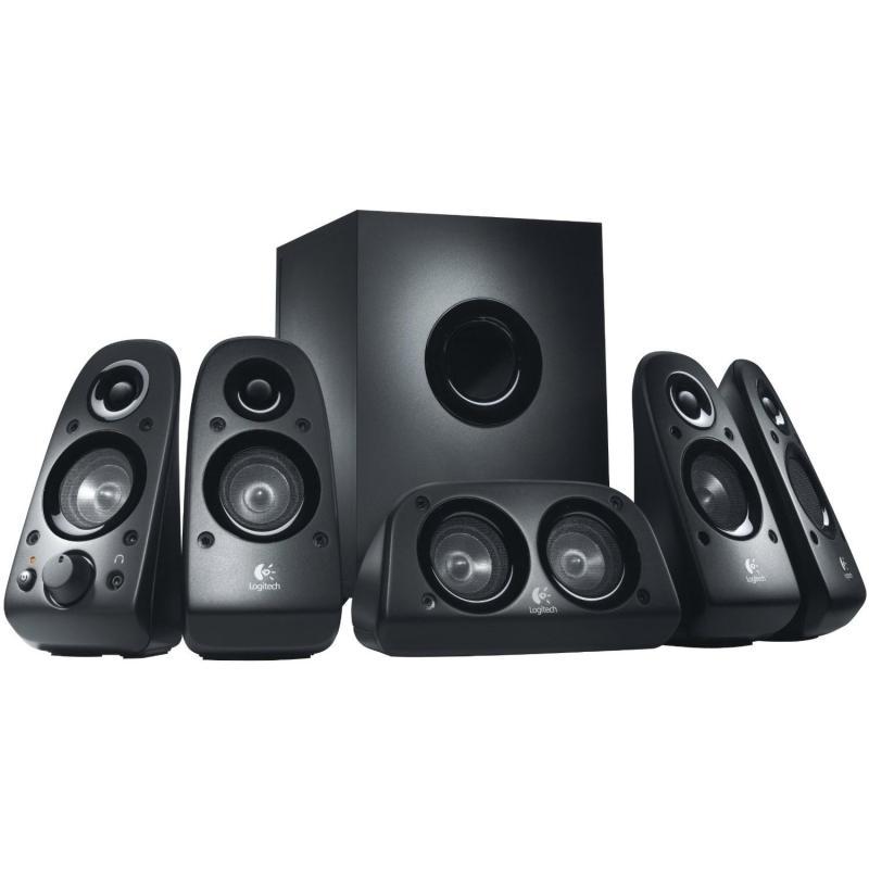 Logitech Surround Speakers System Z506 Singapore
