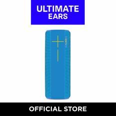 Sale Ultimate Ears Megaboom Portable Bluetooth Speaker Custom Wavy Blue 50Promo