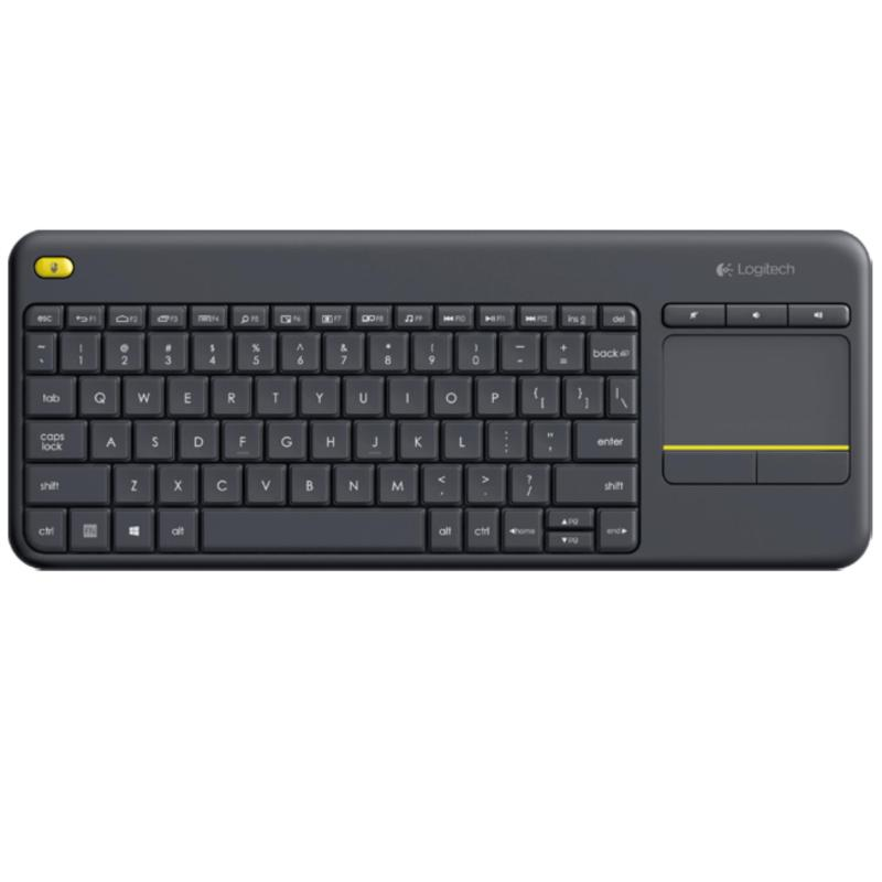 Logitech Wireless Touch Keyboard K400 Plus (Black) Singapore
