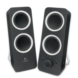 Best Buy Logitech Z200 Multimedia Speaker Black
