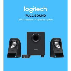 Logitech Z213 Multimedia Speaker 980 000948 Reviews
