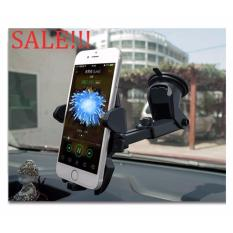 How To Buy Long Neck One Touch Car Mount With Air Con Holder