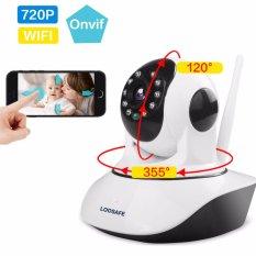 Sale Loosafe Wireless Home Security Camera Usb Baby Monitor Alarm Ip Camera Hd 720P Audio Infrarde Hd Night Vision 2 Way Audio F2 Intl China Cheap
