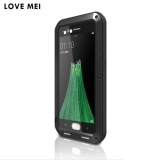 Coupon Lovemei Powerful Cover Waterproof Shockproof Phone Cover For Oppo R11 Intl