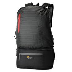 Lowepro Passport Duo Lp37021 Sling Bag For Dslr Or Mirrorless Camera Black For Sale Online