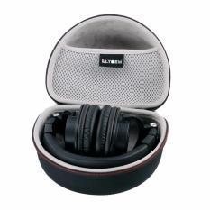 Sale Ltgem Portable Hard Eva Storage Carrying Case For Audio Technica Ath M50 M70X M40X M30X M20 X M50X Mg Professional Studio Monitor Headphones China