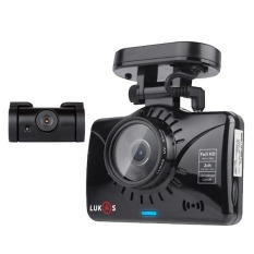 LUKAS LK-9150 Duo Dash Cam Drivers PC