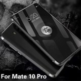 Compare Prices For Luxury 3 In 1 Aluminum Metal Frame Pc Hard Armor Shockproof Anti Fingerprint Back Cover Case For Huawei Mate 10 Pro Mate10 Pro Intl