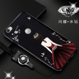 Who Sells Luxury 3D Goddess Rhinestone Frame For Xiaomi Redmi Note 5A 5 5 Inch Case Silicone Soft Back Cover Cases Shell Multicolor 1 Intl