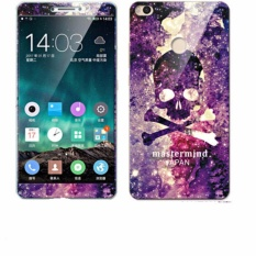 Review Luxury 3D Painting Front Back Full Case Cover Color Tempered Glass Case For Xiaomi Mi Max 2 6 Inch Screen Protector Film Color 20 Intl Oem
