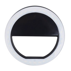 Luxury Phone Selfie Light Up Luminous(black) (export) By Crystalawaking.