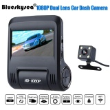 Compare Lwentian Blueskysea D012 2 45 Dual Lens 1080P Wifi Car Dvr Video Recorder Auto Dash Camera Intl Prices