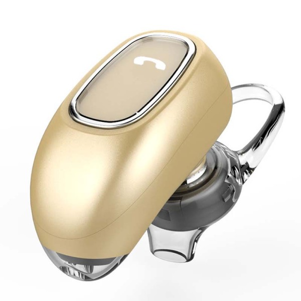 M1 Wireless Bluetooth Headphone Super Mini Stereo (Gold) Singapore