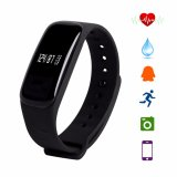 Best Deal M8 Smart Bracelet Blood Pressure Heart Rate Monitor Waterproof Wristband Fitness Tracker For Android Ios Intl