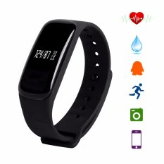 Best Reviews Of M8 Smart Bracelet Blood Pressure Heart Rate Monitor Waterproof Wristband Fitness Tracker For Android Ios Intl