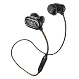 Buy Macaw T1000 Wireless Bluetooth Sport Hifi Music In Ear Earbuds Support Hands Free Calls Nylon Braided Cable Intl Oem Cheap